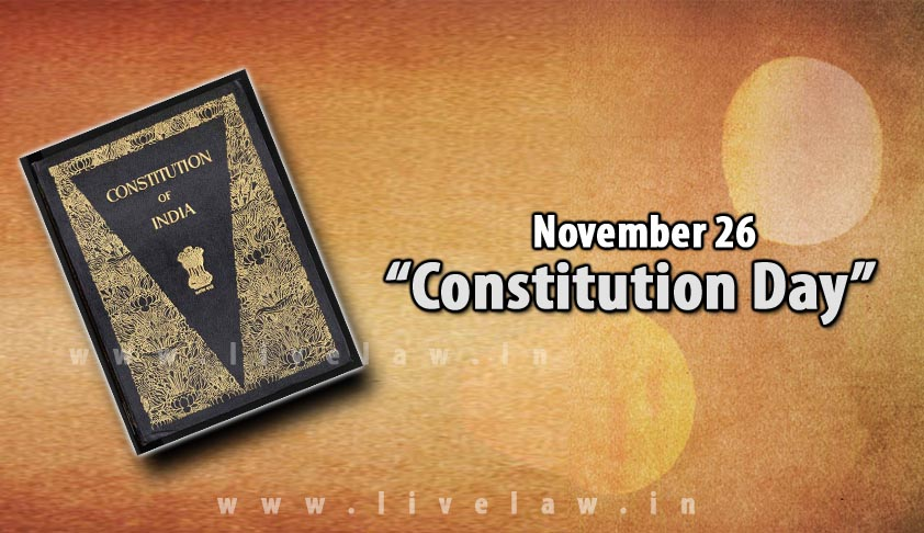 26 November National Constitution Day.
