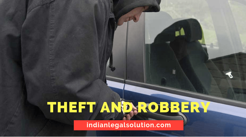 Theft and Robbery