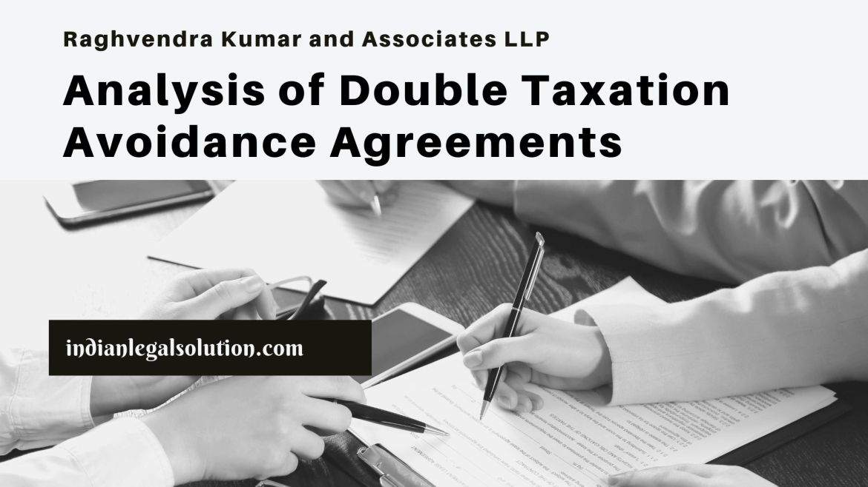 Double Taxation Avoidance Agreements (DTAA).