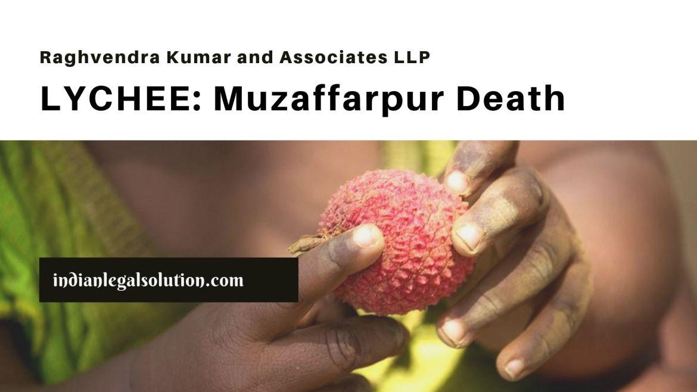 LYCHEE: Muzaffarpur Death