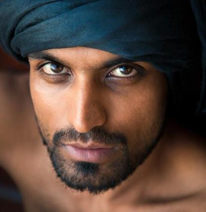 The Real Cult INDIAN MALE MODELS
