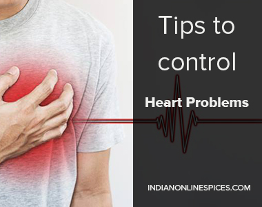 Tips to control heart problems