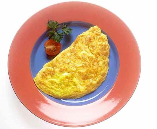 Air fryer omelette recipe