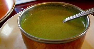 Palak soup recipe in hindi