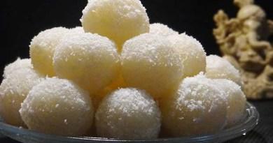 नारियल के लड्डू - Nariyal ke laddu