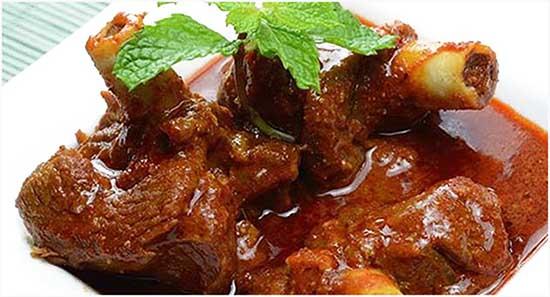 Hydrabadi mutton curry recipe in hindi