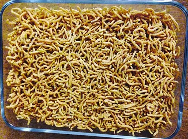 Aloo bhujia recipe