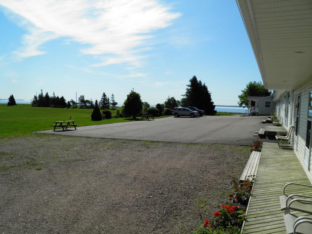 Indian Point Motel In Port Elgin Nb Bed And Breakfast