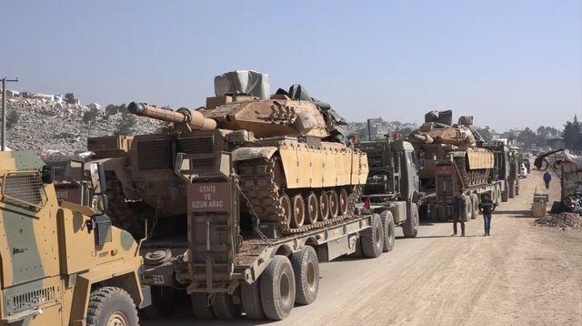 La Russie rejette la déclaration turque sur la Syrie