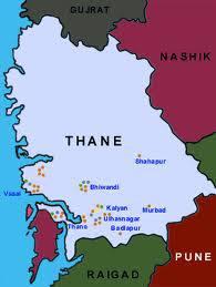 Thane Map