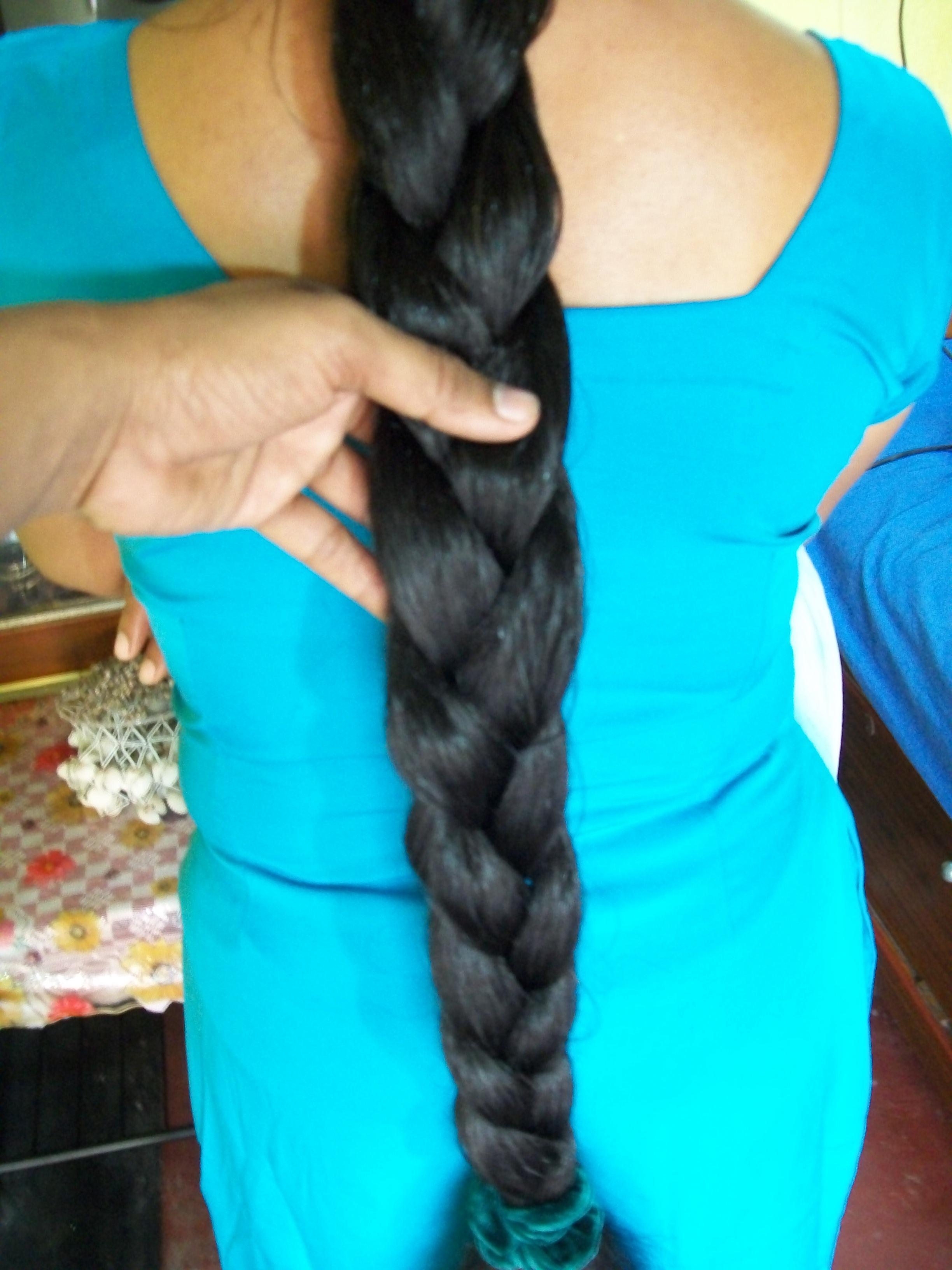 IR9 LONG HAIR FLAUNTING PART3