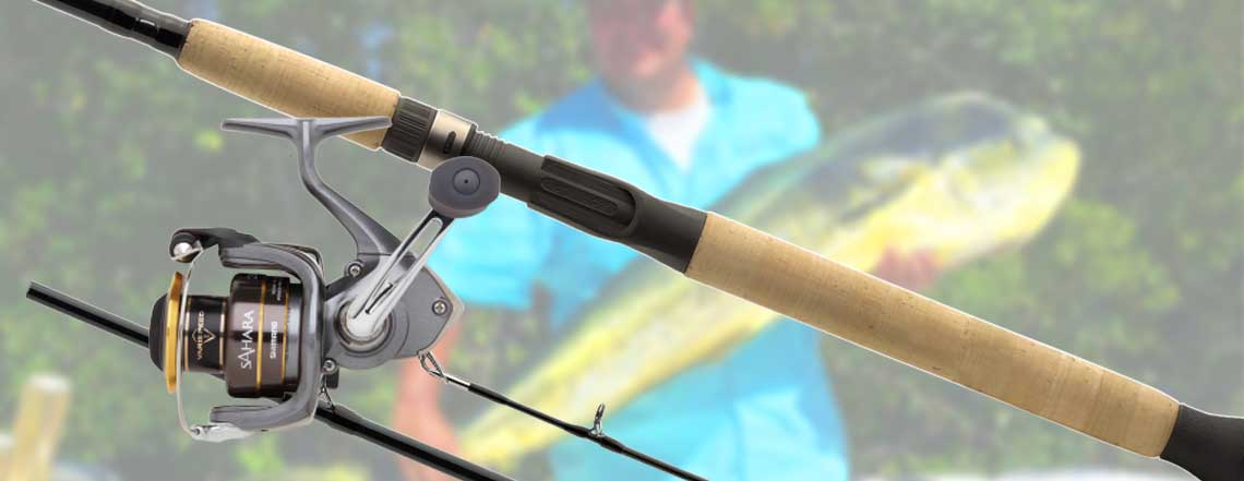Fishing rods reels tackle vero beach