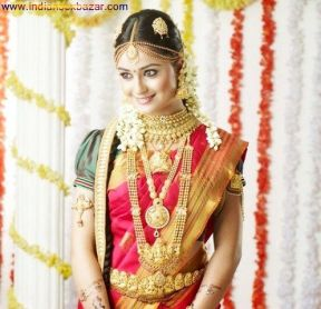 5-Most-Beautiful-Indian-Bridal-Looks-south-Indian-bride