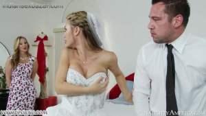 Newly Married Groom fucks Bride in their bedroom Full HD