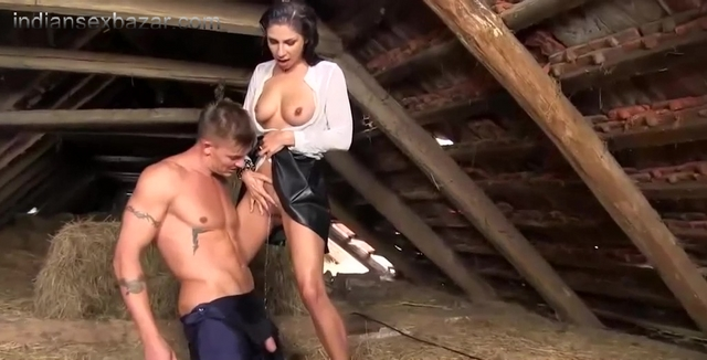 Special Fuck Nice Boy and Girl in Barn - Porn big big tits Full HD Nude image Collection_00025