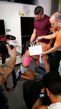 Behind Porn Shoot porn HD porn film shooting nude images4