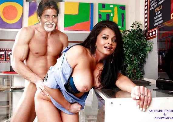 Amitabh Bachchan Fucking Aishwarya Rai Nude फुल HD पोर्न