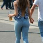 Beautiful girl with big ass walking sexy big ass images 2