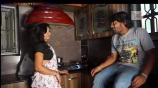 Devar Bhabhi Honeymoon Ki Romance Family fuck Good fucking as doggy style playing with tits Big Boobs Full HD Porn00004