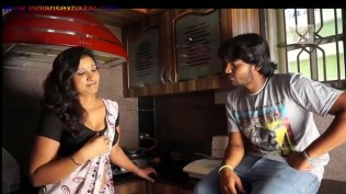 Devar Bhabhi Honeymoon Ki Romance Family fuck Good fucking as doggy style playing with tits Big Boobs Full HD Porn00006