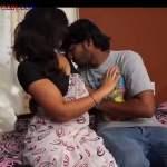 Devar Bhabhi Honeymoon Ki Romance Family fuck Good fucking as doggy style playing with tits Big Boobs Full HD Porn00012