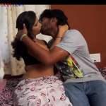 Devar Bhabhi Honeymoon Ki Romance Family fuck Good fucking as doggy style playing with tits Big Boobs Full HD Porn00013
