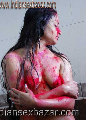 Holi Sex your dick area and my pussy area has no holi color indian xxx images nude images 15