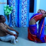 Indian Kamasutra Part 2 Family fuck Good fucking as doggy style Rajavari Kamasutra Romantic playing with tits Big Boobs Full HD Porn00003