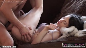 Innocent Girlfriend Loves Getting Fucked her tight pussy licked Huge natural tits babe Sensual anal sex session Full HD Porn 00016