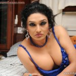 Popular Bollywood Actress Nude Sex Images Ramya Sri Hot Mega Nude Collection In Lingeries 9