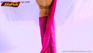 Indian Bhabhi Amazing Saree Removing Sexy Navel curves and back Full HD Porn XXX Photos Indian HD Porn00011