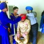 सनी लियोनी भाई की शादी में Sunny Leone Brother Wedding Pic (3)