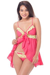 Babydoll Nightwear and Underwear Lingerie for Women Buy Online XXX Pic Nude pic (6)