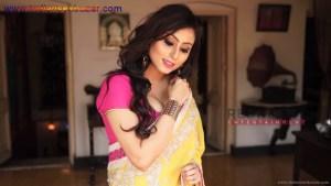 इंडियन रंडी साड़ी ब्लाउज में मोटे मोटे बोबे दीखते हुए Indian Randi In Yellow Saree Xxx (8)