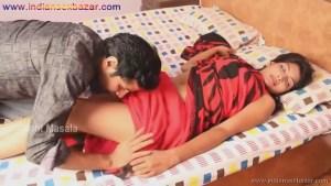 बिचारी भाभी फस गयी देवर के जाल में Devar Bhabhi Romance In Bedroom Indian XXX Pic (5)