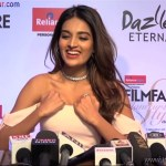 Indian Bollywood Sexy Actress Nidhi Agarwal Showing Big Boobs At Filmfare Glamour And Style Awards 2017 XXX Nude Porn Pic Download (3)