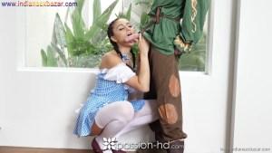 Cute Teen Ariana Marie Drinking Big Black Dick On Halloween Full HD Porn 4K Porn Video XXX Nude Photo Free (3)