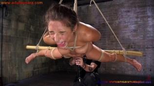 Full HD XXX Porn Photo Gallery गांड और चूत में सरसों का तेल लगा डंडा गुसाते हुए जवान सेक्सी नंगी लड़की की (12)