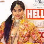 XXX Porn Boobs Pic Adah Sharma Showing Her Big Boobs In Live Press Conference (4)