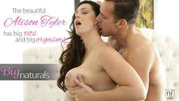 Full Hd Porn Video Alison Tyler The Lucky Lady Whose Busty Boobs
