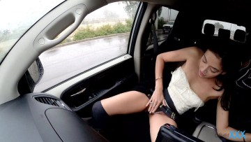 Car Driver Fucking Wet Pussy Of Kimberly Gates Full Hd Porn Video