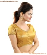 Without Saree Porn Indian Girls In Tight Fitting Blouse Showing Nice Boobs Very Hot Pictures (4)