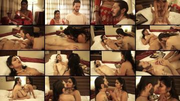 Nude Newly Married Indian Couple Enjoying Kamasutra Porn Video