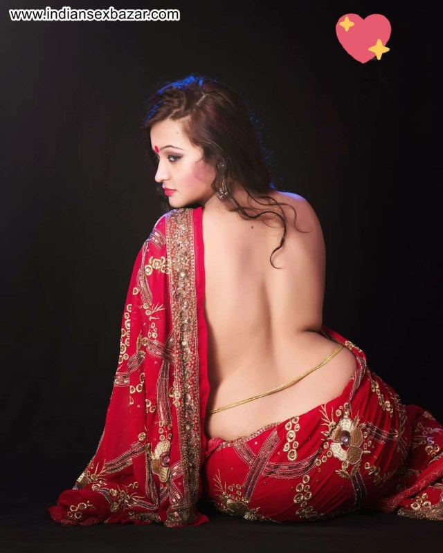 Half Nude Newly Married Indian Bride XXX HD Porn Pic Collection 9