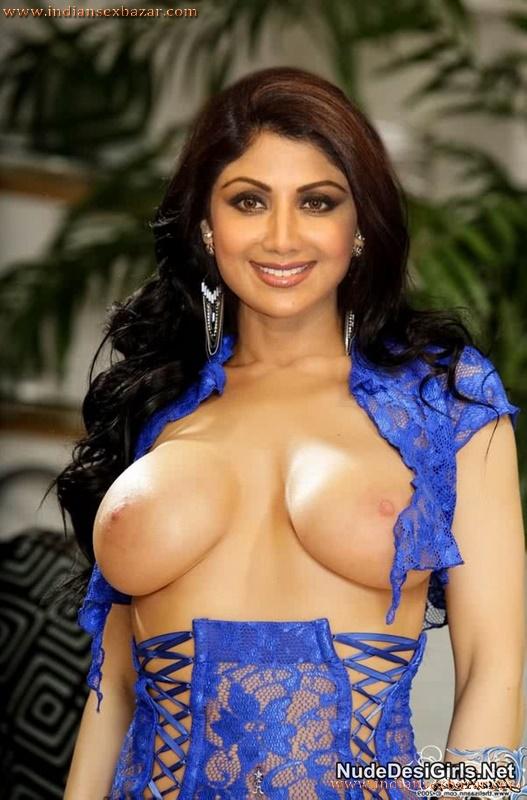 Bollywood Actress Shilpa Shetty Nude Leaked XXX Porn Photos 10
