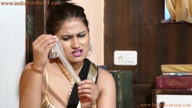 Indian Housemaid Found Condom नौकरानी को मिला कॉन्डम सेठ के बेडरूम से B Grade Adult Hindi Video And Pictures 15