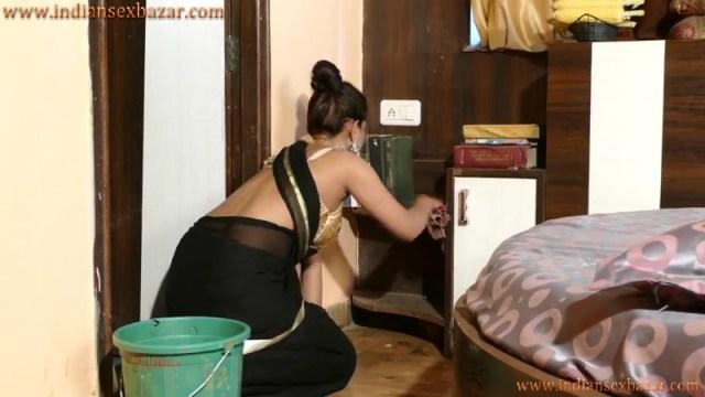 Indian Housemaid Found Condom नौकरानी को मिला कॉन्डम सेठ के बेडरूम से B Grade Adult Hindi Video And Pictures 6