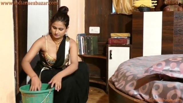 Indian Housemaid Found Condom नौकरानी को मिला कॉन्डम सेठ के बेडरूम से B Grade Adult Hindi Video And Pictures 7