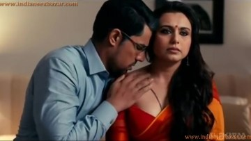 Rani Mukherji And Randeep Hooda Liplock Kissing Video Bombay Talkies Hot Love Making Sex Scene And XXX Porn Sex Pic