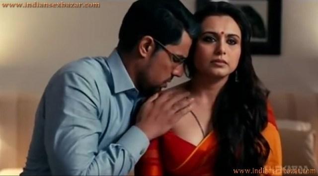 Rani Mukherji And Randeep Hooda Liplock Kissing Video Bombay Talkies Hot Love Making Sex Scene And XXX Porn Sex Pic